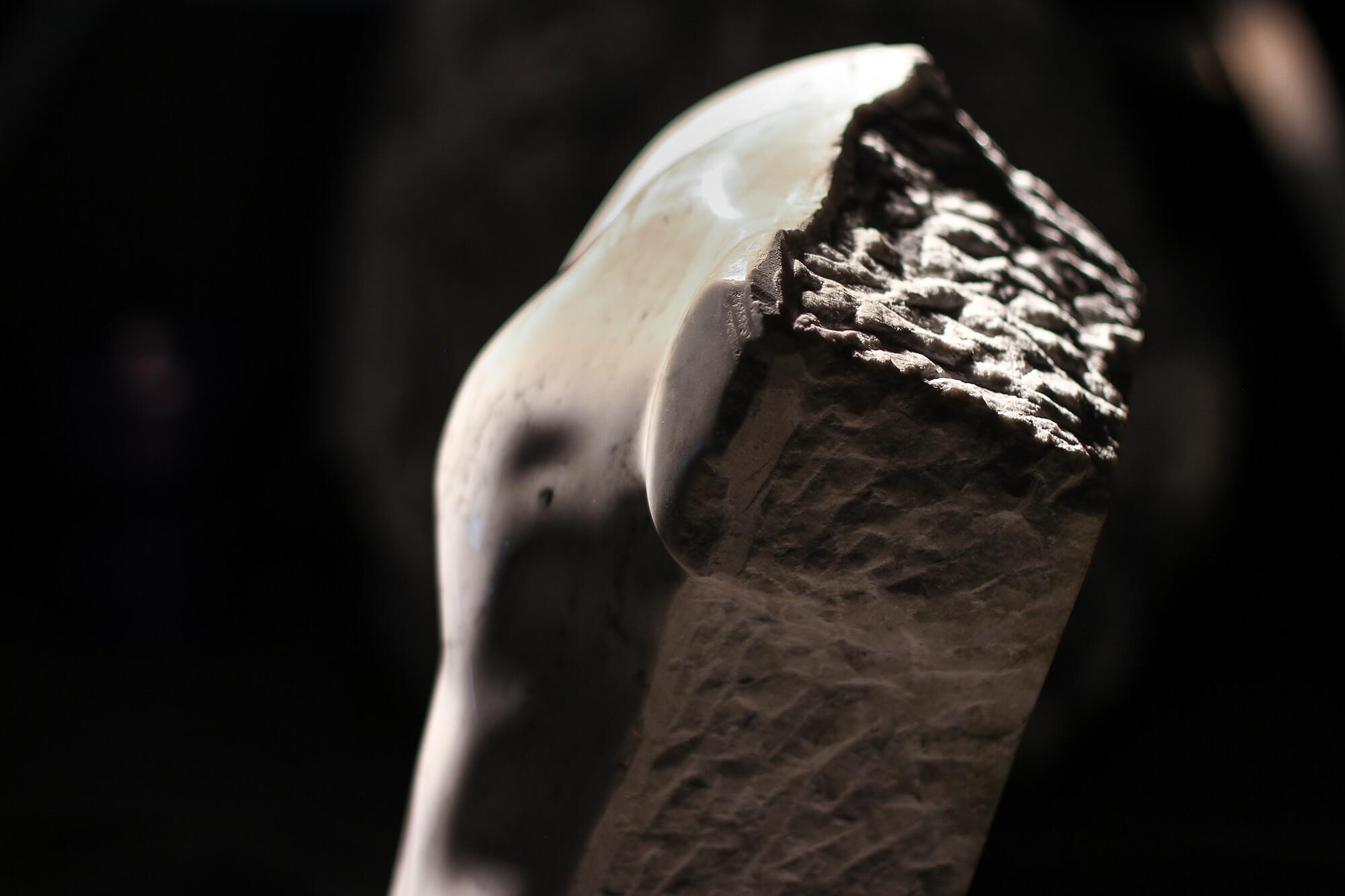 Marmor Detailaufnahme
